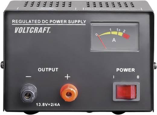 Fix feszültségű labortápegység 13.8V 2A 30W Voltcraft FSP-1132