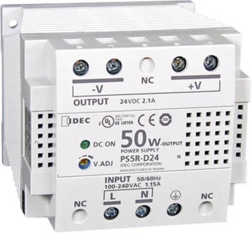 Kalapsín tápegység 24V 50W, IDEC PS5R-D24