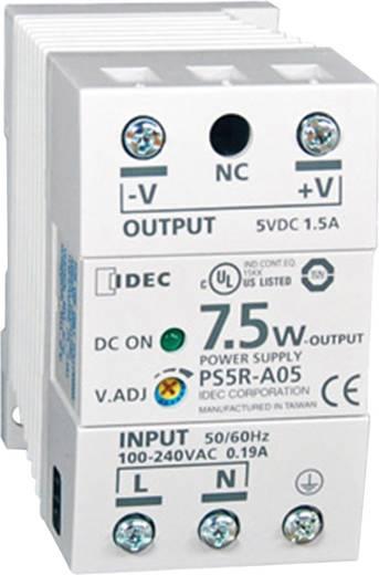 Kalapsín tápegyég 12V 7,5 W, IDEC PS5R-A12
