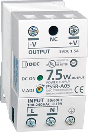 Kalapsín tápegység 24V 7,5 W, IDEC PS5R-A24