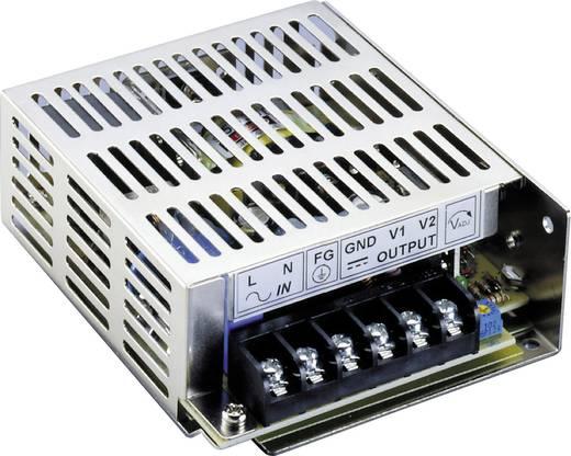 Kapcsolóüzemű tápegységek, több kimenethez való házzal. SPS-035-D2