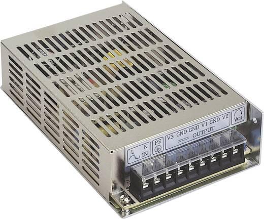 Kapcsolóüzemű tápegységek, Sunpower, több kimenethez való házzal - SPS 060-P-T3