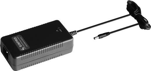 Hálózati adapter, fix feszültségű asztali tápegység, gyógyászati célokra 12V/DC 3750mA 45W Dehner Elektronik MPU-51-105