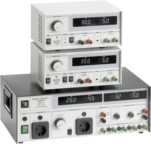 Lineáris labor tápegység 150W 0-30V 5A, EA-3048B