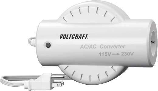 110 V/AC-ról 230 V/AC-ra átalakító transzformátor 80W-ig Voltcraft IVC 115/230