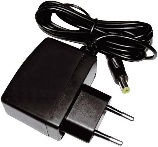 Hálózati adapter, fix feszültségű dugasztápegység 6 V/DC 1000 mA 6 W Dehner Elektronik SYS 1381-0606-W2E EURO
