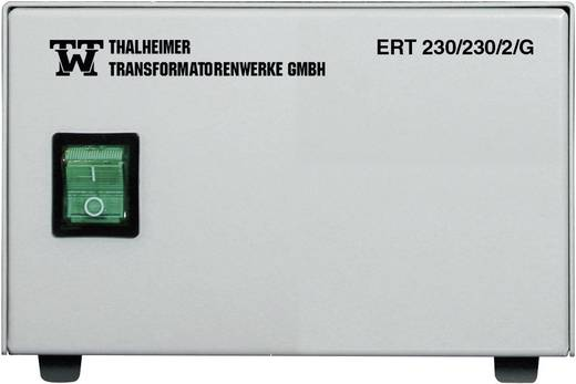 Elválasztó transzformátor, orvosi célra, ERT 115/115/4G