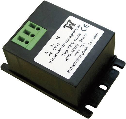 Beépíthető bekapcsolási áram korlátozók TEB