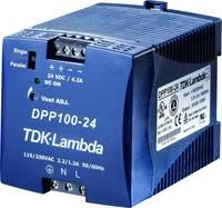 DIN kalapsín tápegység DPP100-24 (DPP-100-24) TDK-Lambda