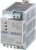 DIN kalapsínes tápegység DLP120-24/E (DLP-120-24-1/E) TDK-Lambda
