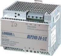 DIN kalapsínes tápegység DLP240-24/E (DLP-240-24-1/E) TDK-Lambda