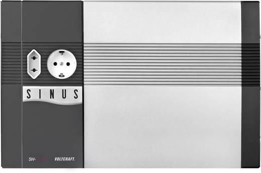 Szinuszos inverter, 24V/DC/230V/AC feszültségátalakító Voltcraft SW 1200/24