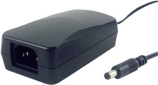 Hálózati adapter, fix feszültségű asztali tápegység 5.5/2.1 adapter dugóval 12V/DC 2500mA 30W Phihong PSAC30U-120