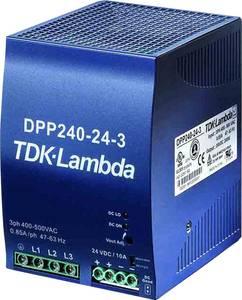 DIN-/kalapsín tápegység, DPP240-48 TDK-Lambda