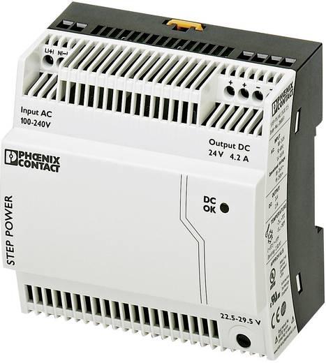 Tápegység Quint, Mini, Step a PHOENIX CONTACT-tól Step-PS/1AC/24DC/4.2
