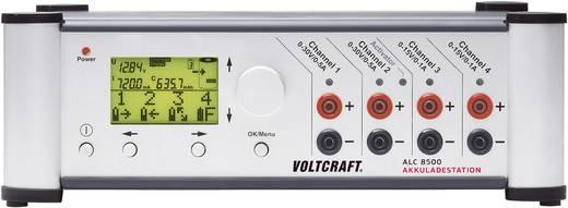 Voltcraft ALC 8500 Expert akkutöltő állomás, kábelkészlettel