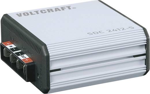24V/12V DC feszültség átalakító konverter 7A 70W VOLTCRAFT SDC 2412-5