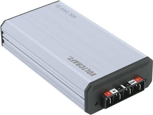 24V/12V DC feszültség átalakító konverter 16A 166W VOLTCRAFT SDC-2412-12