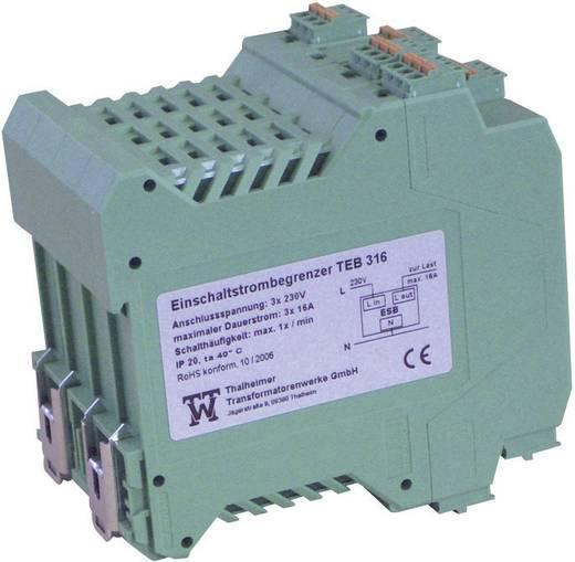 Beépíthető bekapcsolási áram korlátozó TEB-325