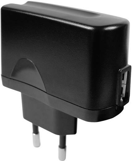 USB-s töltő, USB tápegység, 5 V/DC 1200 mA, HN Power HNP06-USB-C