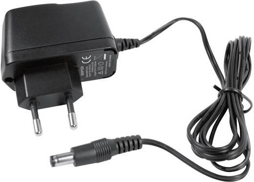 Hálózati adapter, fix feszültségű dugasztápegység, 5.5/2.1 adapter dugóval 15 V/DC 800 mA 12 W HN Power HNP12-150-C