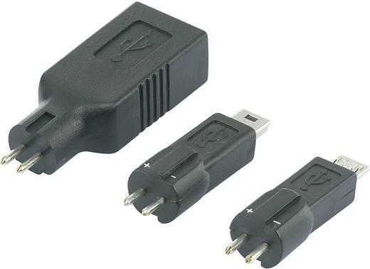 VOLTCRAFT USB aljzat készlet VOLTCRAFT® hálózati tápegységhez