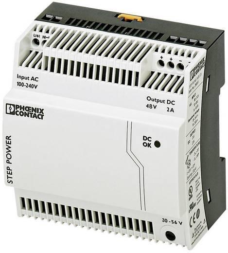 Kalapsínes tápegység Phoenix Contact STEP-PS/1AC/48DC/2 48