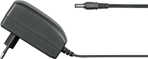 Hálózati adapter, fix feszültségű dugasztápegység, 5.5/2.1 adapter dugóval 18 V/DC 1500 mA 27W Voltcraft FPPS 18-27W