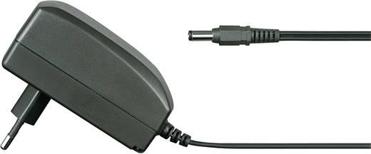 Hálózati adapter, fix feszültségű dugasztápegység, 5.5/2.1 adapter dugóval 9 V/DC 2250 mA 20.25W Voltcraft FPPS 9-20W