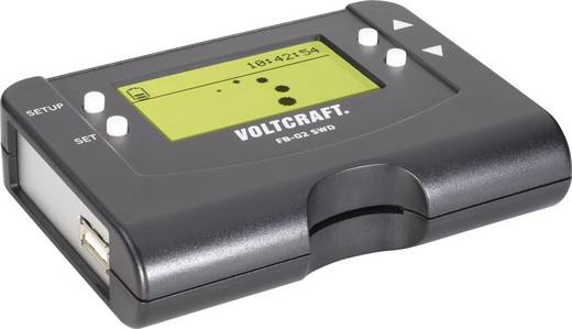Vezetékes távirányító inverterekhez, FB-02 SWD Voltcraft