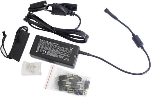 Univerzális hálózati adapter, asztali tápegység 5 - 12V/DC 3500mA 30W HN Power HNP30-Uni