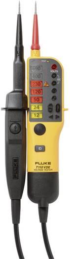 Kétpólusú feszültségvizsgáló LCD kijelzővel CAT III 690 V, CAT IV 600 V FLUKE-T110/VDE