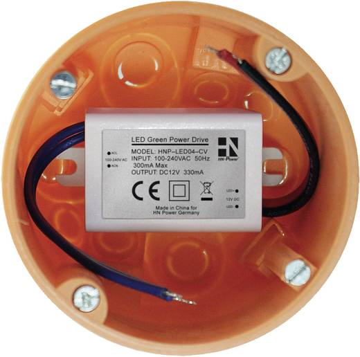 HN Power beépíthető LED tápegység, 6-12V/DC 700mA 8W, HNP-LED08-CC