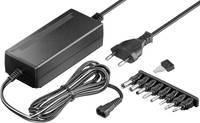 Laptop tápegység, 36 W 5 V/DC, 6 V/DC, 7.5 V/DC, 9 V/DC, 12 V/DC, 13.5 V/DC, 15 V/DC 3000 mA, Goobay 53999 Goobay