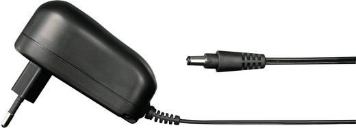Hálózati adapter, fix feszültségű dugasztápegység, 5.5/2.1 adapter dugóval 9 V/DC 1000 mA 9W Voltcraft FPPS 9-9W