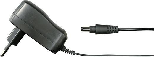 Hálózati adapter, fix feszültségű dugasztápegység, 5.5/2.1 adapter dugóval 6 V/DC 500 mA 3W Voltcraft FPPS 6-3W