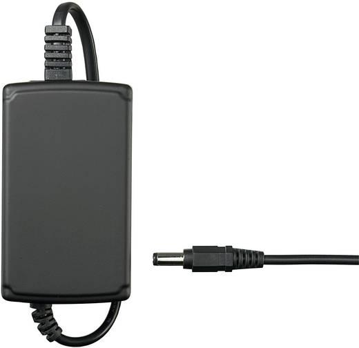 Hálózati adapter, fix feszültségű asztali tápegység 5.5/2.1 adapter dugóval 5V/DC 3500mA 17,5W VOLTCRAFT FTPS 5-18W