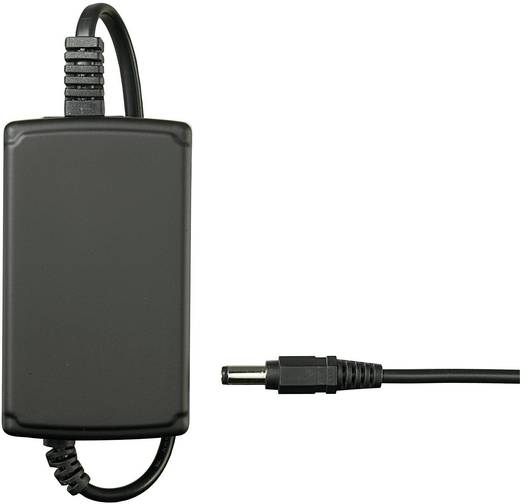 Hálózati adapter, fix feszültségű asztali tápegység 5.5/2.1 adapter dugóval 12V/DC 3500mA 42W Voltcraft FTPS 12-42W