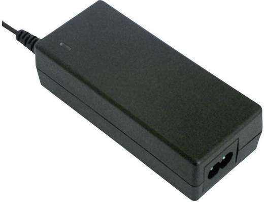Hálózati adapter, fix feszültségű asztali tápegység 5.5/2.1 adapter dugóval 12 V/DC 5000 mA HN Power HNP65-120-C