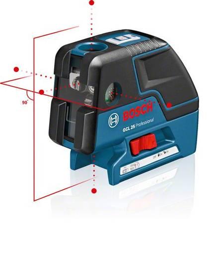 Bosch szintező lézer, állvánnyal Bosch Professional GCL 25 + BS 150 Professional