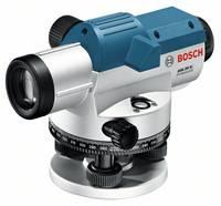 Optikai szintező készülék Bosch Professional GOL 20 G Hatótáv (max.): 60 m Optikai nagyítás (max.): 20 x Kalibrált: Gyá (0601068401) Bosch Professional