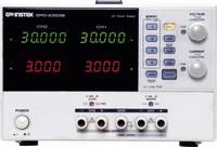 Labortápegység, szabályozható  0 - 30 V/DC 0 - 3 A 180 W USB Távirányítható Kimenetek száma 2 x GW Instek GPD-2303S GW Instek