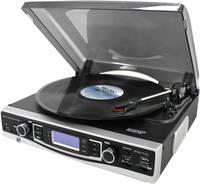Lemezjátszó digitalizáló funkcióval, SOUNDMASTER PL530 USB soundmaster