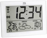Vezeték nélküli időjárásjelző állomás, fehér, TFA 35-1125-02-IT (35-1125-02-IT) TFA