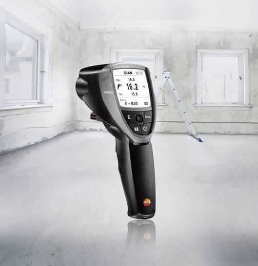 Infrahőmérő, távhőmérő 50:1 optikával -30 tól +600 °C-ig Testo 835-H1