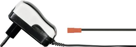 Akkutöltő NiCd, NiMH modell akkukhoz (BEC) 110/230V, 600mA, 4/5/6/7/8 cella, VOLTCRAFT MW9698GS/BEC/ECO