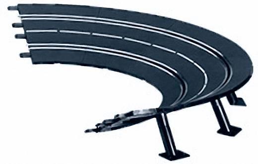 Dönthető kanyar útszakasz 1/30° 6db, Carrera 20020574 Evolution, DIGITAL 132, DIGITAL 124
