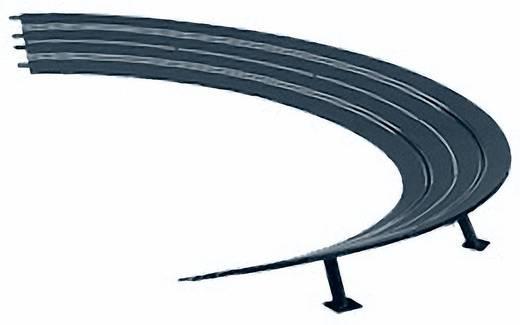 Dönthető kanyar útszakasz 3/30° 6db, Carrera 20020576 Evolution, DIGITAL 132, DIGITAL 124
