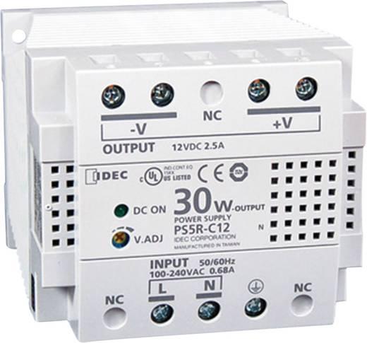 Kalapsín tápegység 24V 30W, IDEC PS5R-C24