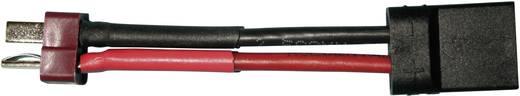 Modelcraft Adapterkábel T csatlakozó TRX csatlakozó aljzatra 2.5 mm² 700 mm